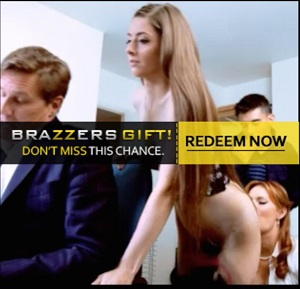 Use this discount for 67% off Brazzers!